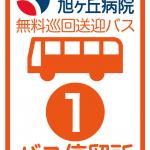 バス停の標識