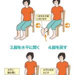 膝伸ばし開脚
